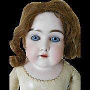 Antique Kestner 148 Bisque Shoulderhead Fixer Doll Hospital Parts