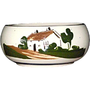 Torquay Motto Ware Cottage Bowl