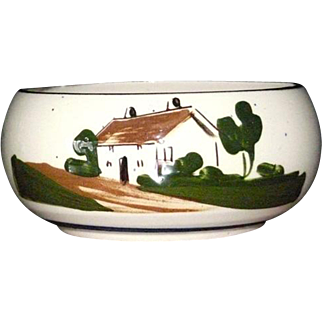 Motto Ware Cottage Bowl