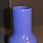 Fred Johnson Vase for Bauer Potteries Circa 1930
