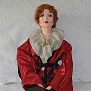 Bette, a creation from an Anita style Boudoir doll