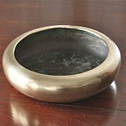 19th Century Chinese Bronze Narcissus Bowl