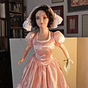 1940's 24 inch Boudoir Doll original condition!