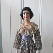 Anita Type Flapper Boudoir Doll