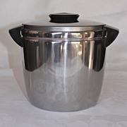 Landers, Frary & Clark American Art Moderne Ice Bucket