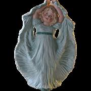 Gebruder Heubach Bisque Dancing Girl