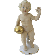 Schau Bach Kunst, Putto with a Golden Orb