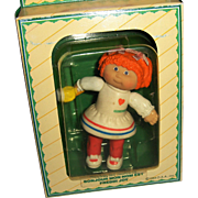 Cabbage Patch Kids Poseable Figure FREDDI JOY c1984 MIB