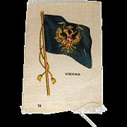 Vintage Tobacco/Cigarette Silk #51 Flag