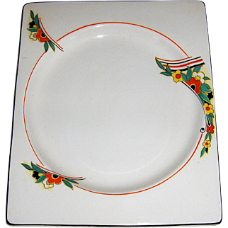 The Biarritz GAYLEY Royal Staffordshire Plate