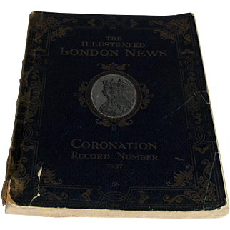 The Illustrated London News Coronation 1937