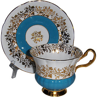 WINDSOR China Cup and Saucer