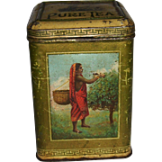 Ram Lal's Pure Tea Vintage 1 Pound Tin