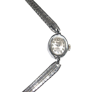 Vintage Ladies Waltham Wristwatch