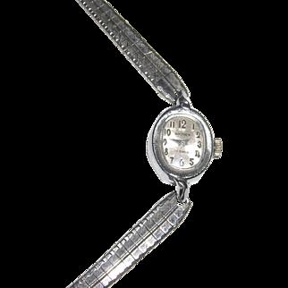 Vintage Ladies Waltham Wristwatch
