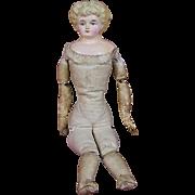 Antique German Papier-Mache Doll