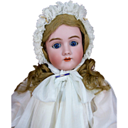 "Outstanding 32"" German Child Doll by Handwerck"
