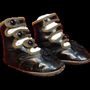 Wonderful Antique Children's Shoes