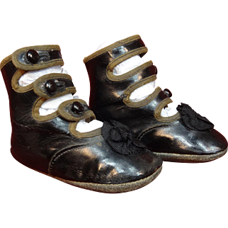 Wonderful Antique Children's Shoes