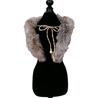 Fabulous Fur Stole for French Fashion or Bebe