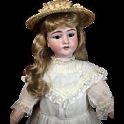 Huge German Child Doll Schoenau & Hoffmeister 1906