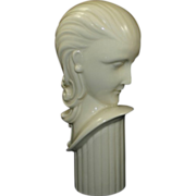 Rare ART DECO Lenox Female Head