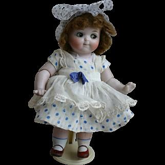 Tagged Vintage VOGUE GINNY Polka Dot Dress Circa 1950s