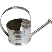 1940's Cartier Sterling Whimsical Vermouth Dropper Watering Can