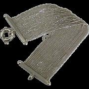 Shimmering Sterling Multiple 26 Strand Bracelet