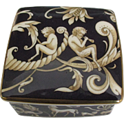 Wedgwood Wood Nymph BiCentenary Porcelain Trinket Box