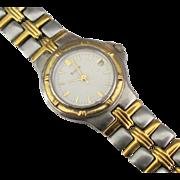 Attractive Estate 1990 Bulova Sporty Ladies Watch