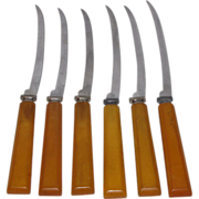 Bakelite Handle Knives