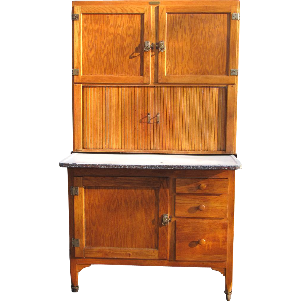 Sellers Hoosier Style Cabinet SOLD On Ruby Lane