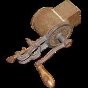 Climax Cast Iron Grinder