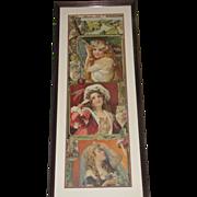 Shakespearean Souvenir Poster