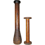 Wooden Mill Spools