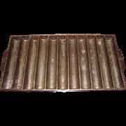 Cast Iron Cornbread Roll Pan