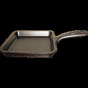 Square Cast Iron Lodge  Pan