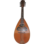 Bowl Back Mandolin