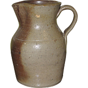 Pottery Pitcher