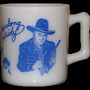 Hopalong Cassidy Coffee Cup : Coffee Mug