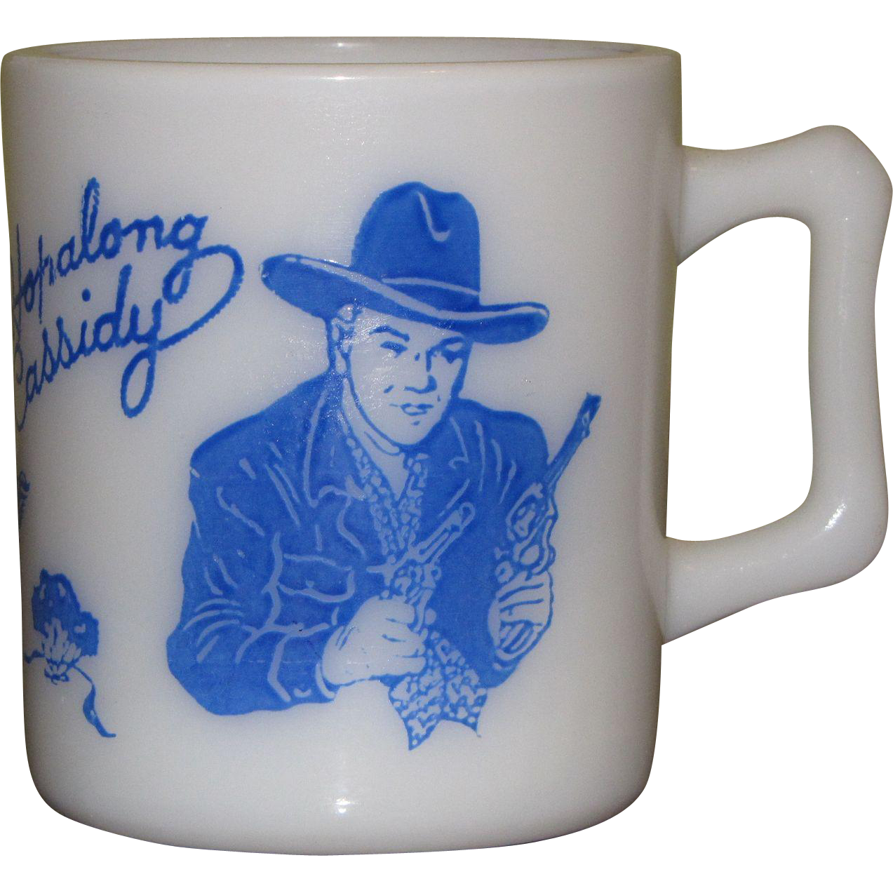 hopalong cassidy coffee cup   coffee mug sold
