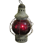 Nautical Lantern : Onion Light