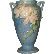 Roseville Clematis Vase