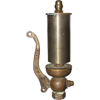 Lonergan Steam Whistle