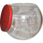 National Biscuit Company Stackable Jar