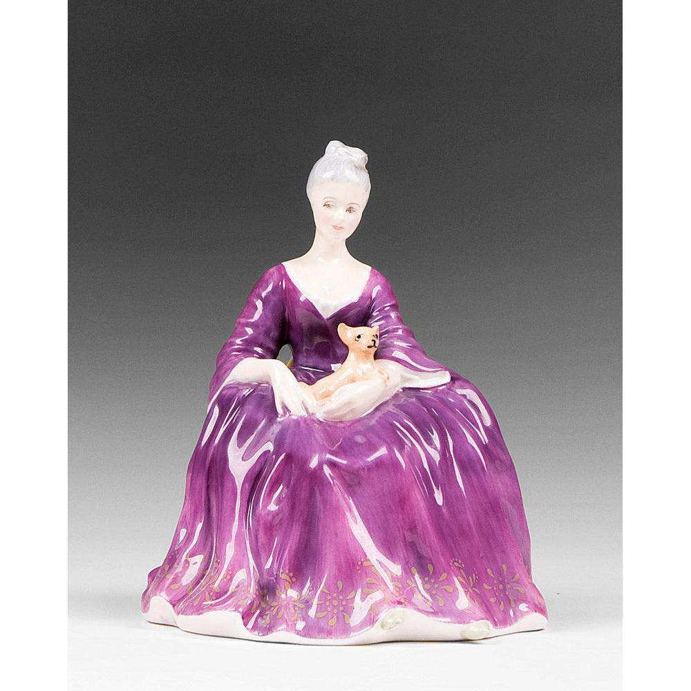 Royal Doulton Figurine, Charlotte, H. N. 2421