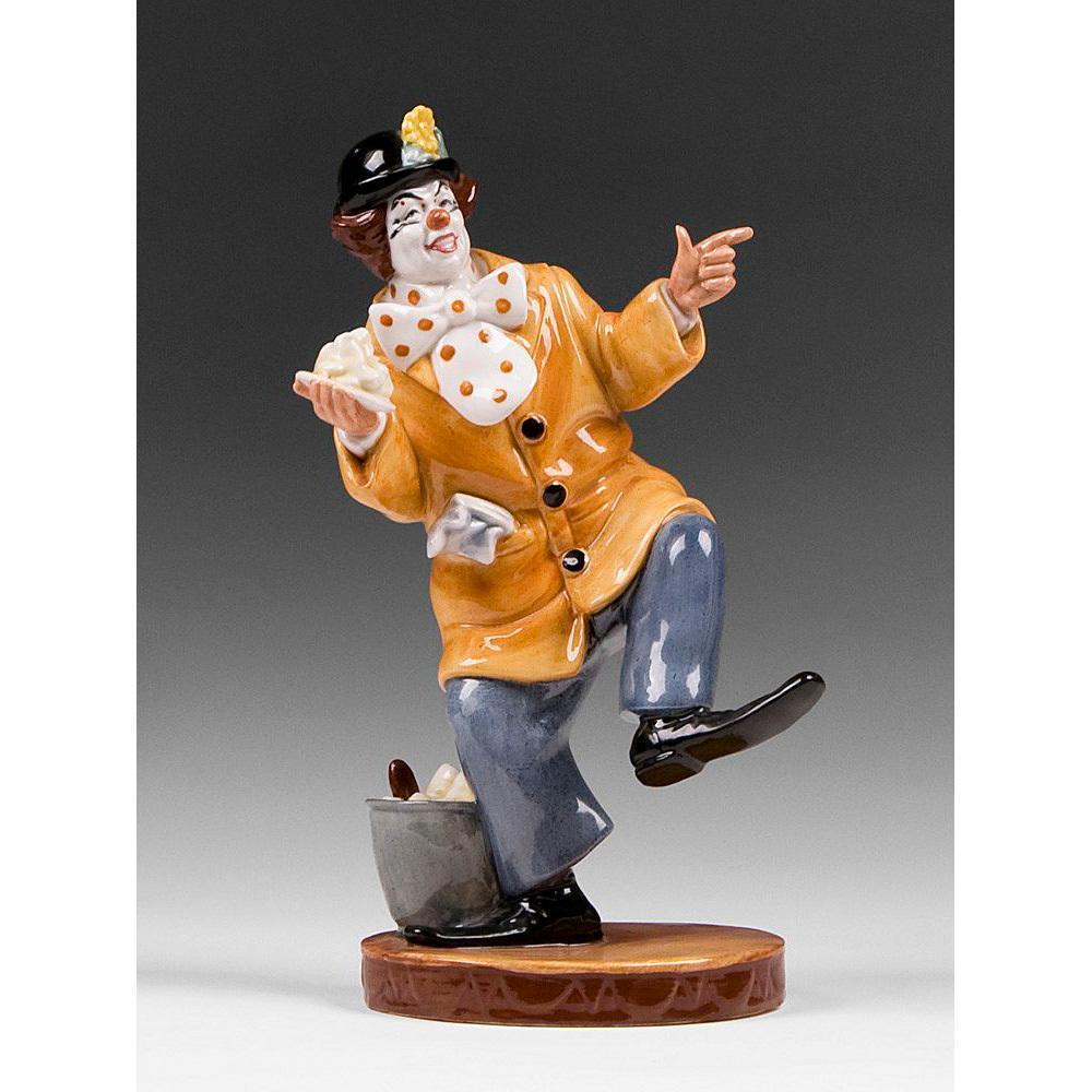 Royal Doulton Figurine, The Clown, H. N. 2890