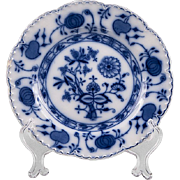 Johnson Brothers Holland Flow Blue Luncheon Plate