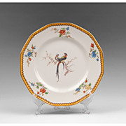 Theodore Haviland Limoges Luncheon Plate, Eden